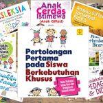 Koleksi terbaik karya seorang pendidik anak berkebutuhan khusus
