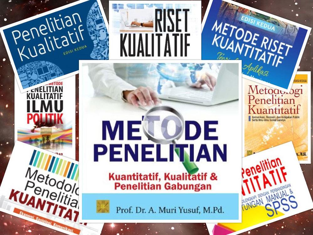 Metodologi Penelitian Kuantitatif Dan Kualitatif Prenadamedia Group