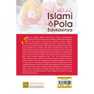 AKHLAK ISLAMI & POLA EDUKASINYA