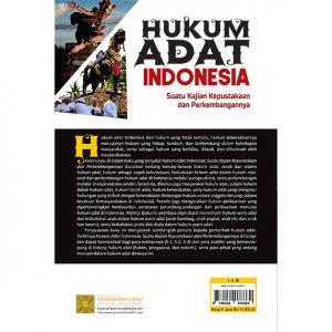 HUKUM ADAT INDONESIA: Suatu Kajian Kepustakaan dan Perkembangannya