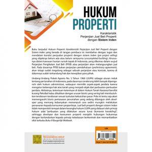 HUKUM PROPERTI Karakteristik Perjanjian Jual Beli Properti dengan Sistem Inden