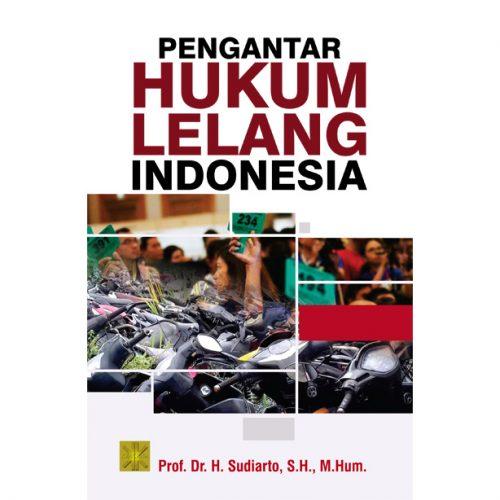 PENGANTAR HUKUM LELANG INDONESIA