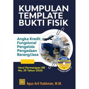 KUMPULAN TEMPLATE BUKTI FISIK ANGKA KREDIT FUNGSIONAL PENGELOLA PENGADAAN BARANG/JASA Versi Permenpan RB No. 29 Tahun 2020