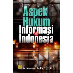 ASPEK HUKUM INFORMASI DI INDONESIA