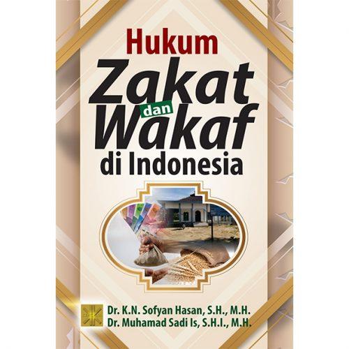 HUKUM ZAKAT DAN WAKAF DI INDONESIA