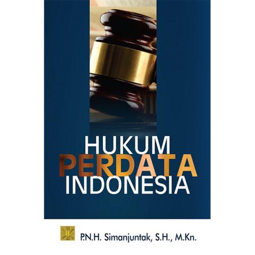 Hukum Perdata Indonesia